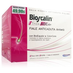 Bioscalin TricoAge 45+ Fiale Anticaduta Donna