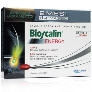 Bioscalin Energy Triplo Anticaduta Uomo