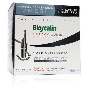 Bioscalin Energy Duo Fiale Anticaduta Uomo