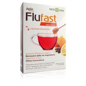 Bios Line Apix Flufast Miele Arancia
