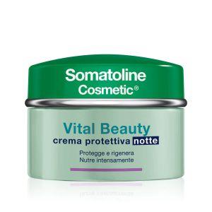 Somatoline Cosmetic Vital Beauty Crema Protettiva Notte