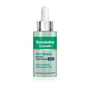 Somatoline Cosmetic Vital Beauty Booster Rigenerante Notte