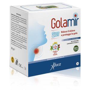 Aboca Golamir 2ACT Compresse Orosolubili