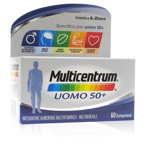 Multicentrum uomo 50+ Maxi