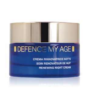 Defence My Age Crema Rinnovatrice Notte