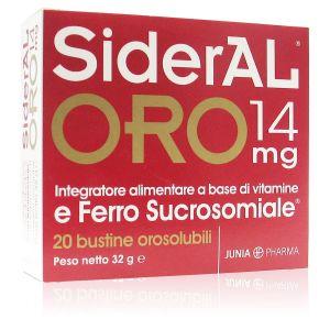Sideral Oro 14 mg