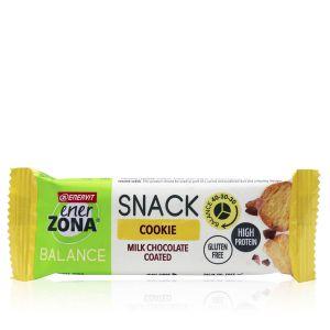 Enerzona Snack Balance 40-30-30 Gusto Cookie e Cioccolato al Latte
