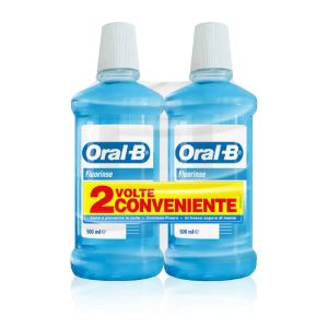 Oral-B Fluorinse Collutorio Duo