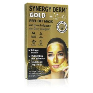 Synergy Derm Gold Peel Off Maschera