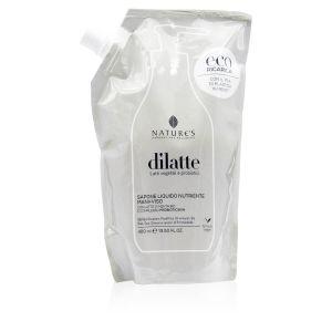 Nature's dilatte Sapone Liquido Mani + Viso Ricarica