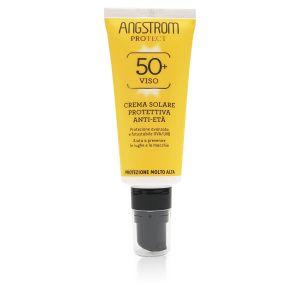 Angstrom Protect Crema Solare Anti Eta' Viso SPF 50+