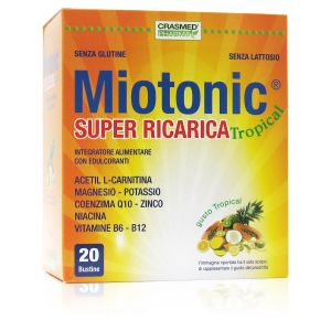 Miotonic Super Ricarica Tropical