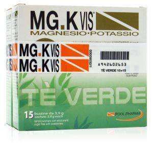 Mgk Vis Te' Verde integratore Duo