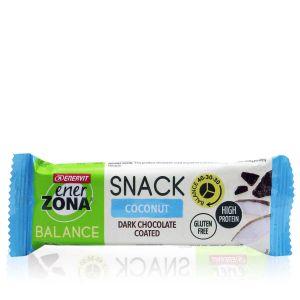 Enerzona Snack Balance 40-30-30 Gusto Cocco e Cioccolato Fondente