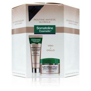 Somatoline Cosmetic Coffret Lift Effect Plus Viso e Collo