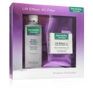 Somatoline Cosmetic Coffret Lift Effect 4D Filler Routine Antirughe