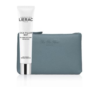 Lierac Special Cica-Filler Mat Gel Crema Anti Rughe + Omaggio