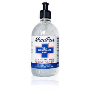 Manipur Gel Igienizzante Mani 500 ml