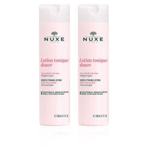 Nuxe Duo Lotion Tonique Douce Visage-Yeux aux Petales Roses