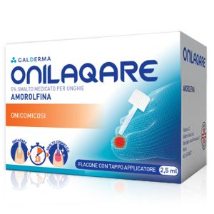 Onilaqare 5% Smalto Medicato per Unghie