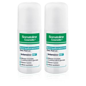 Somatoline Cosmetic Deodorante Ipersudorazione Duo Roll On