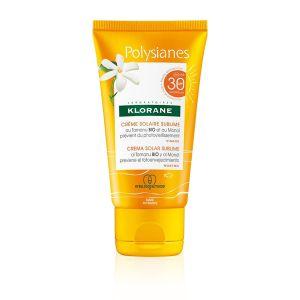 Klorane Polysianes Crema Solare Sublime SPF30