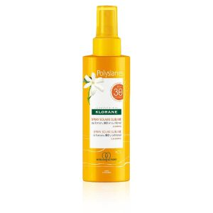 Klorane Plysianes Spray Solaire Sublime SPF 30