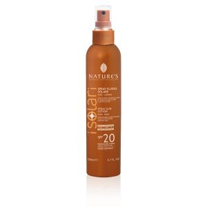 Nature's I Solari Fluido Solare Spray SPF20