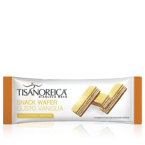 Tisanoreica Snack Wafer Gusto Vaniglia
