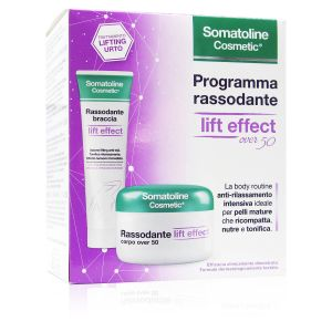 Somatoline Cosmetic Cofanetto Programma Rassodante Lift Effect Over 50