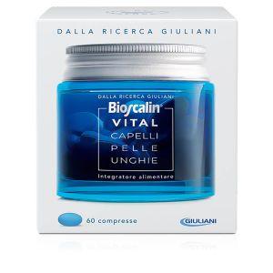 Bioscalin Vital Capelli Pelle Unghie