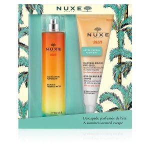 Nuxe Sun Acqua Deliziosa Profumata + Omaggio Shampoo Doccia Doposole