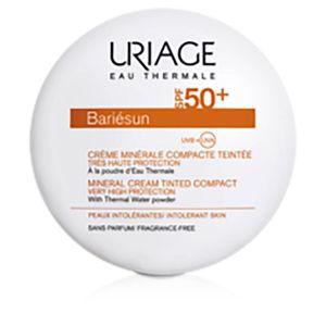 Uriage Bariesun Crema Minerale Compatta Colorata Dorata SPF 50+