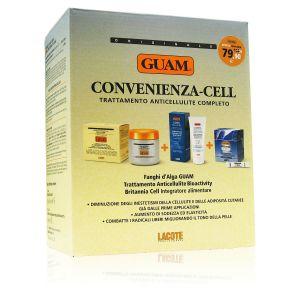 Guam Convenienza-Cell Trattamento Anticellulite Completo