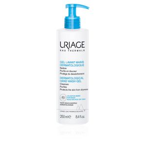 Uriage Eau Thermale Gel Detergente Dermatologico Mani
