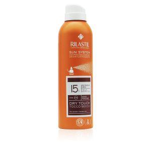 Rilastil Sun System Spray Tocco Secco SPF 15