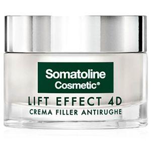 Somatoline Cosmetic Lift Effect 4D Crema Filler Antirughe