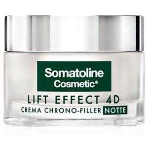 Somatoline Cosmetic Lift Effect 4D Crema Chrono Filler Notte