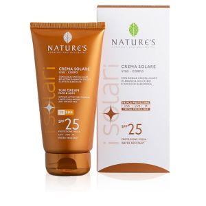 Nature's I Solari Crema Solare SPF 25