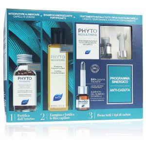 PhytoNovathrix Programma Sinergico Anti-Caduta Capelli