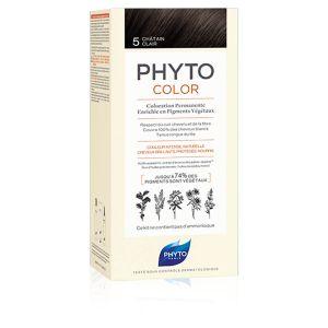 Phytocolor Colorazione Permanente 5 Castano Chiaro