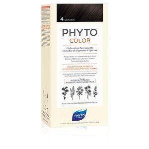 Phytocolor Colorazione Permanente 4 Castano