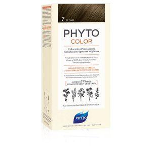 Phytocolor Colorazione Permanente 7 Biondo