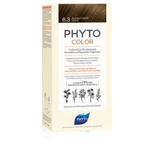 Phytocolor Colorazione Permanente 6.3 Biondo Scuro Dorato