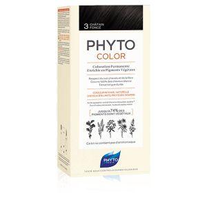 Phytocolor Colorazione Permanente 3 Castano Scuro