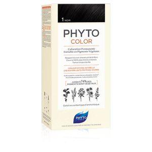 Phytocolor Colorazione Permanente 1 Nero