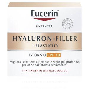 Eucerin Hyaluron-Filler+Elasticity Crema Giorno SPF30