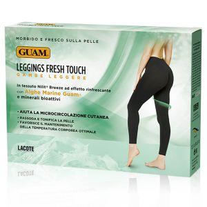 Guam Leggings Fresh Touch Gambe Leggere Taglia XS-S