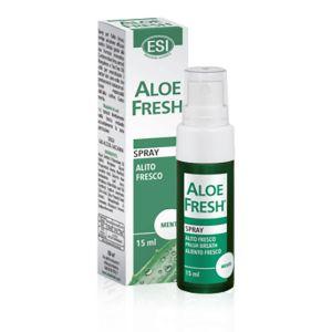 Esi Aloe Fresh Spray Alito Fresco Gusto Menta