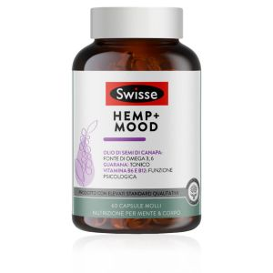 Swisse Hemp + Mood Capsule